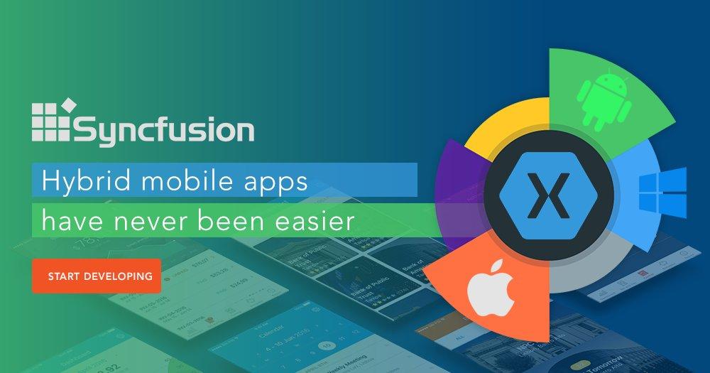 Mobile App Development App Creation Software - Xamarin