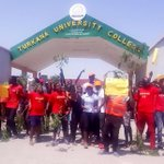 Turkana University students protest after lecturers stay away from class