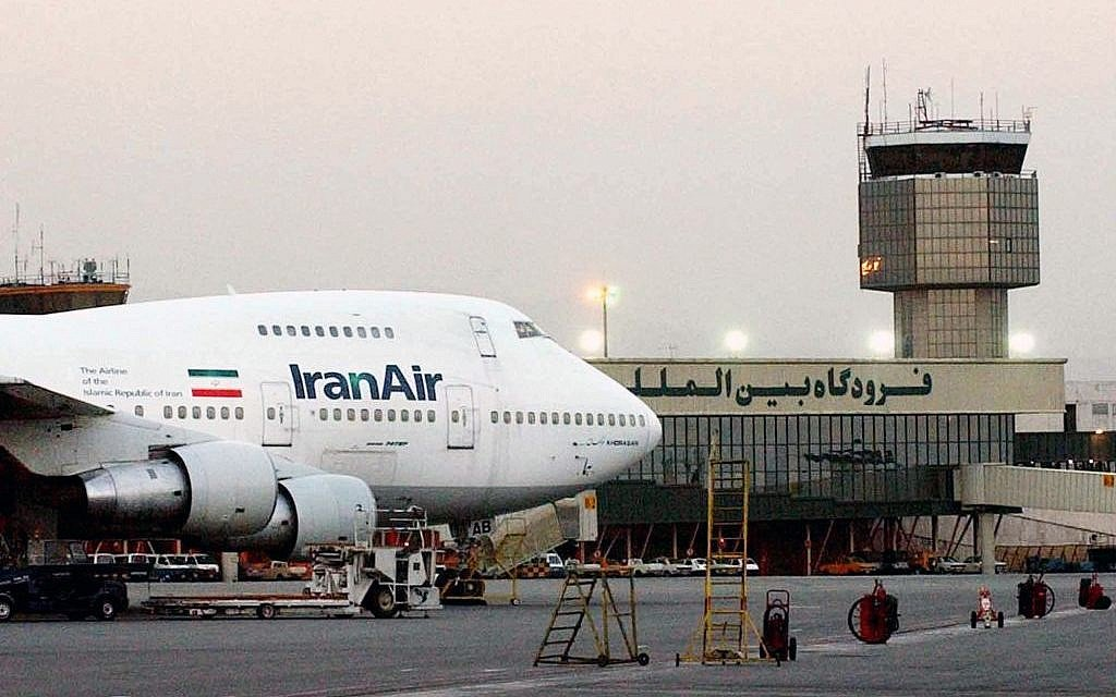 Iran, Serbia resume direct flights after 27-year gap