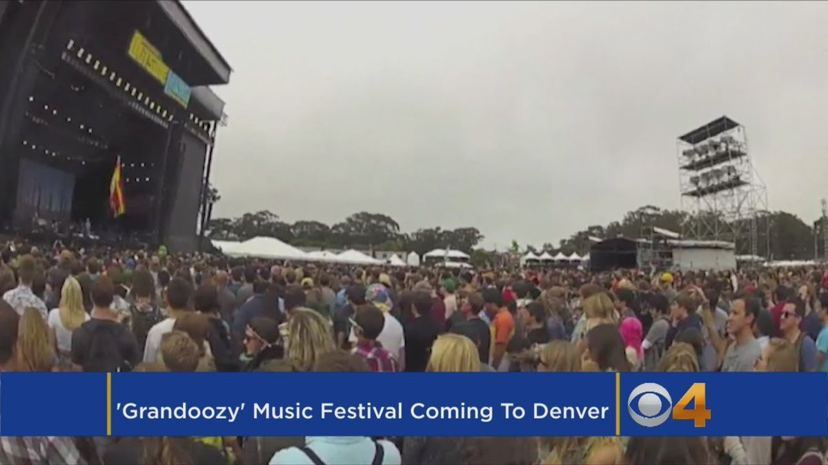 Mega-Music Festival In Denver Will Be Called 'Grandoozy'