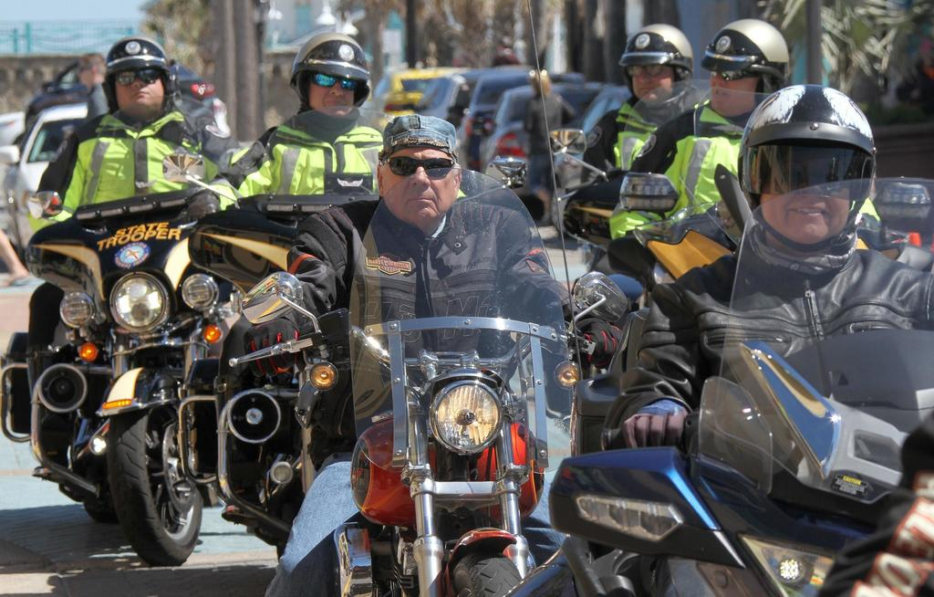Cooler temps may put a chill on Bike Week in Daytona Beach