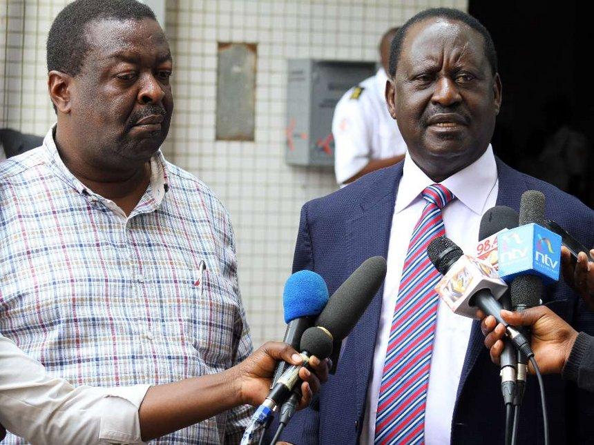 Mudavadi 'weaknesses' balm for Kenya – Anangwe
