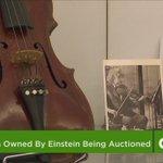 Einstein's Violin Gets Auctioned