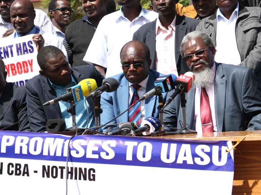 Dons defend ongoing strike, say varsity bosses misleading court