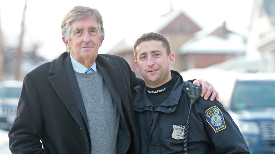 Boston cop plans plea for kidney donation to father John Nucci