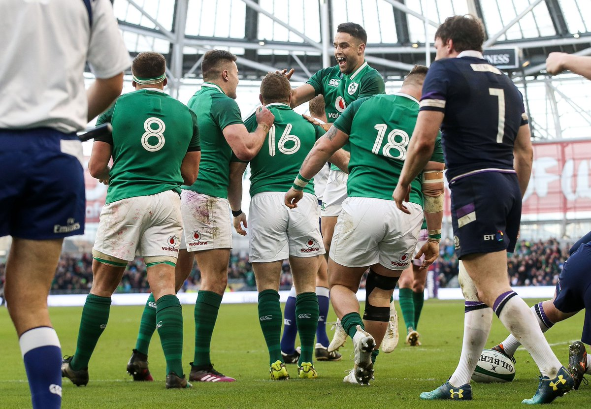 What a result for @IrishRugby🔥Now we wait👀#LiveTheJersey #6Nations #IREvSCO https://t.co/iO05djb77O