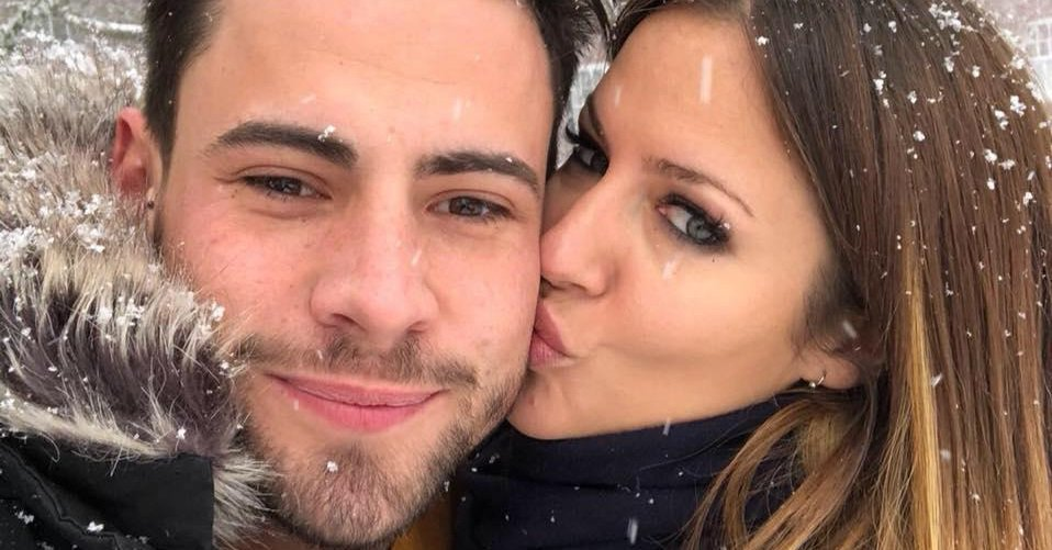 Caroline Flack hints she feels sad as she meets up with pals after boyfriend Andrew Brady accused of 'cheating' on her