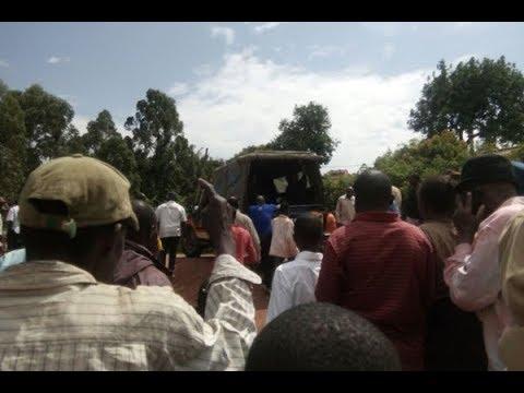 Human head, arm found dumped in Kisii