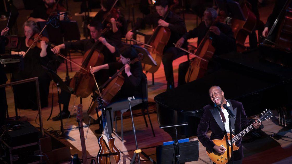RT @GoSTL: Wyclef Jean's mix with St. Louis Symphony proves joyous at Powell Hall https://t.co/34un9vte32 https://t.co/LUQTDQKuRV