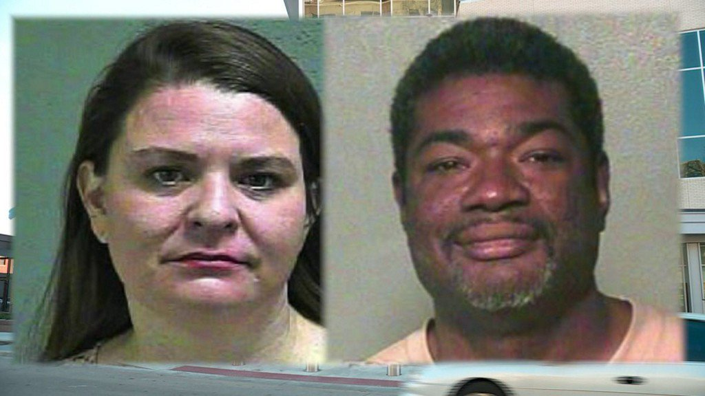 Pair accused of targeting high school students for prostitutionring
