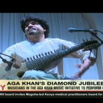 Musicians in the Aga Khan music initiative to perform in Kenya