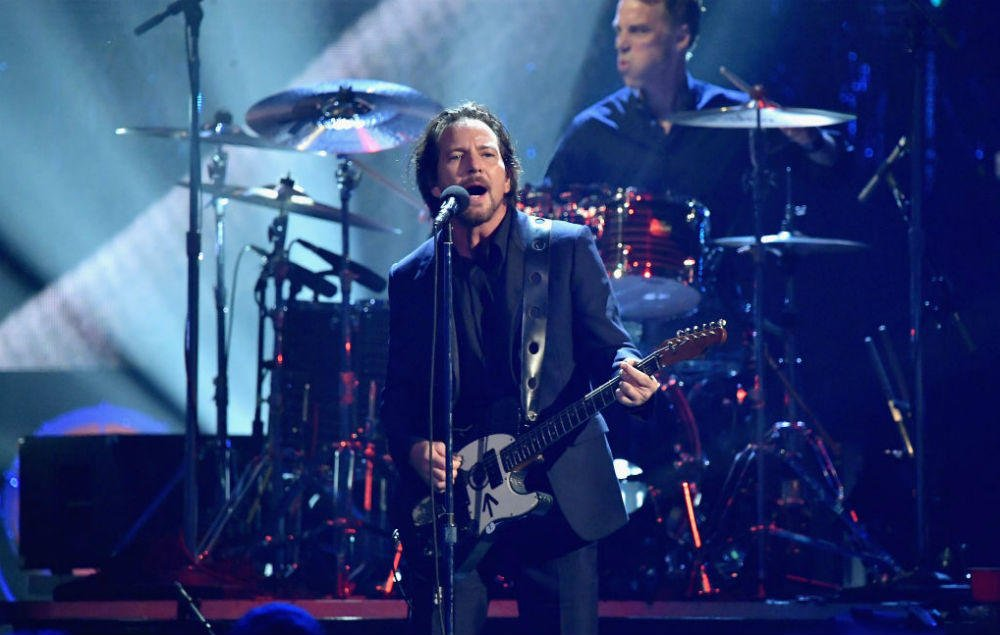 Pearl Jam have shared their first new song in five years https://t.co/SaEGnO8cG9 https://t.co/GNvU7w98Dd
