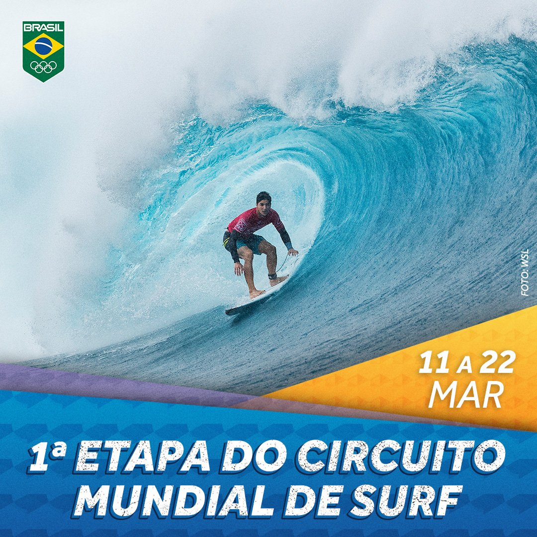 Circuito Mundial De Surf : Vai começar o circuito mundial de surf da ! a brazilian storm está