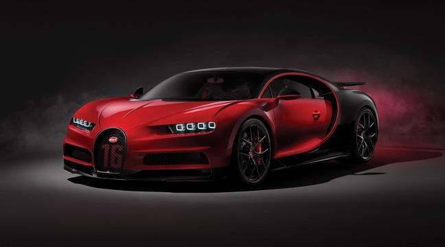 Salon de Genève 2018: Une Bugatti à 2,65 millions € !