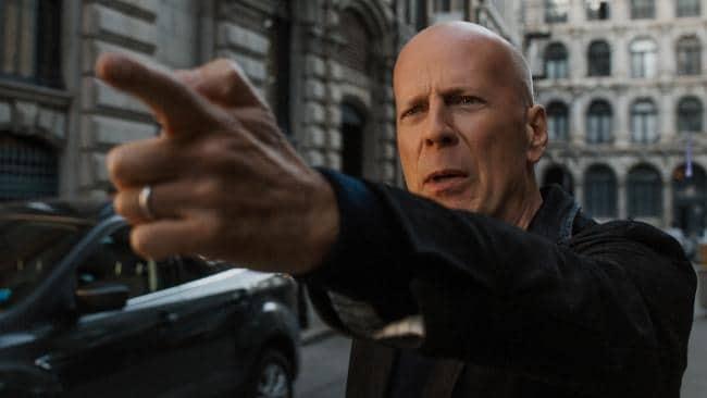REVIEW: Smirking Bruce Willis should be ashamed of this nasty reboot of Death Wish