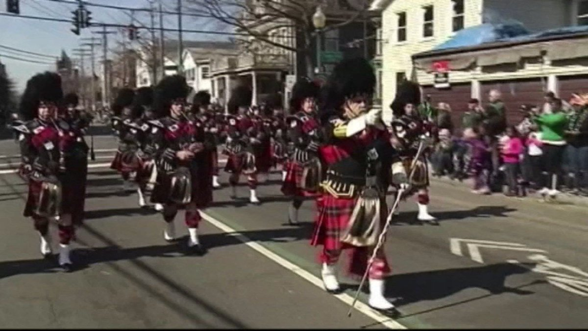 New Haven St. Patrick's Day Parade steps off on Sunday