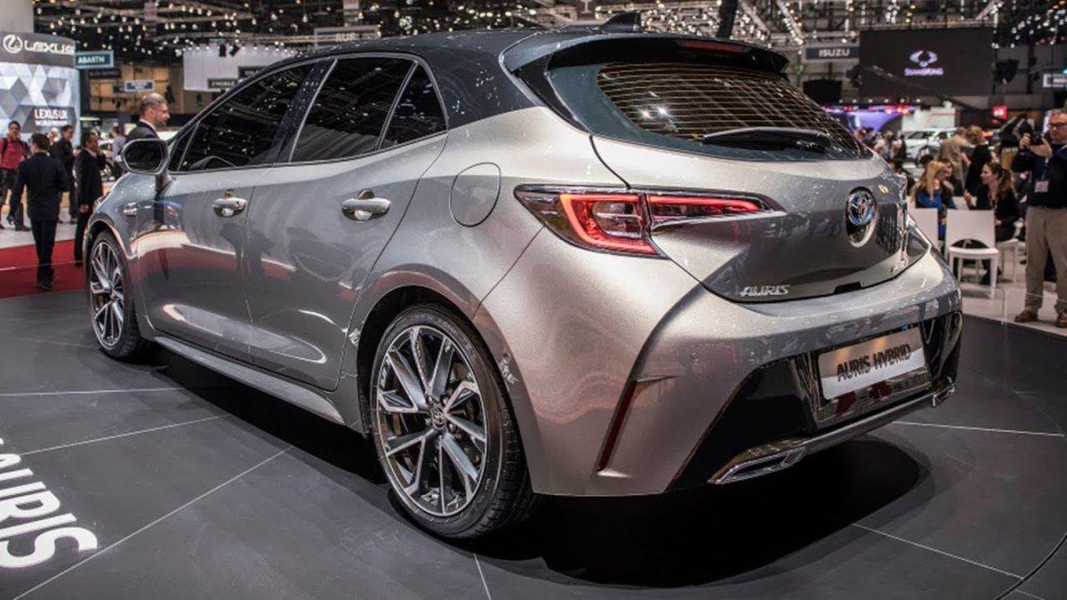 2019 Toyota Auris Reveal - Dauer: 6 Minuten, 5 Sekunden