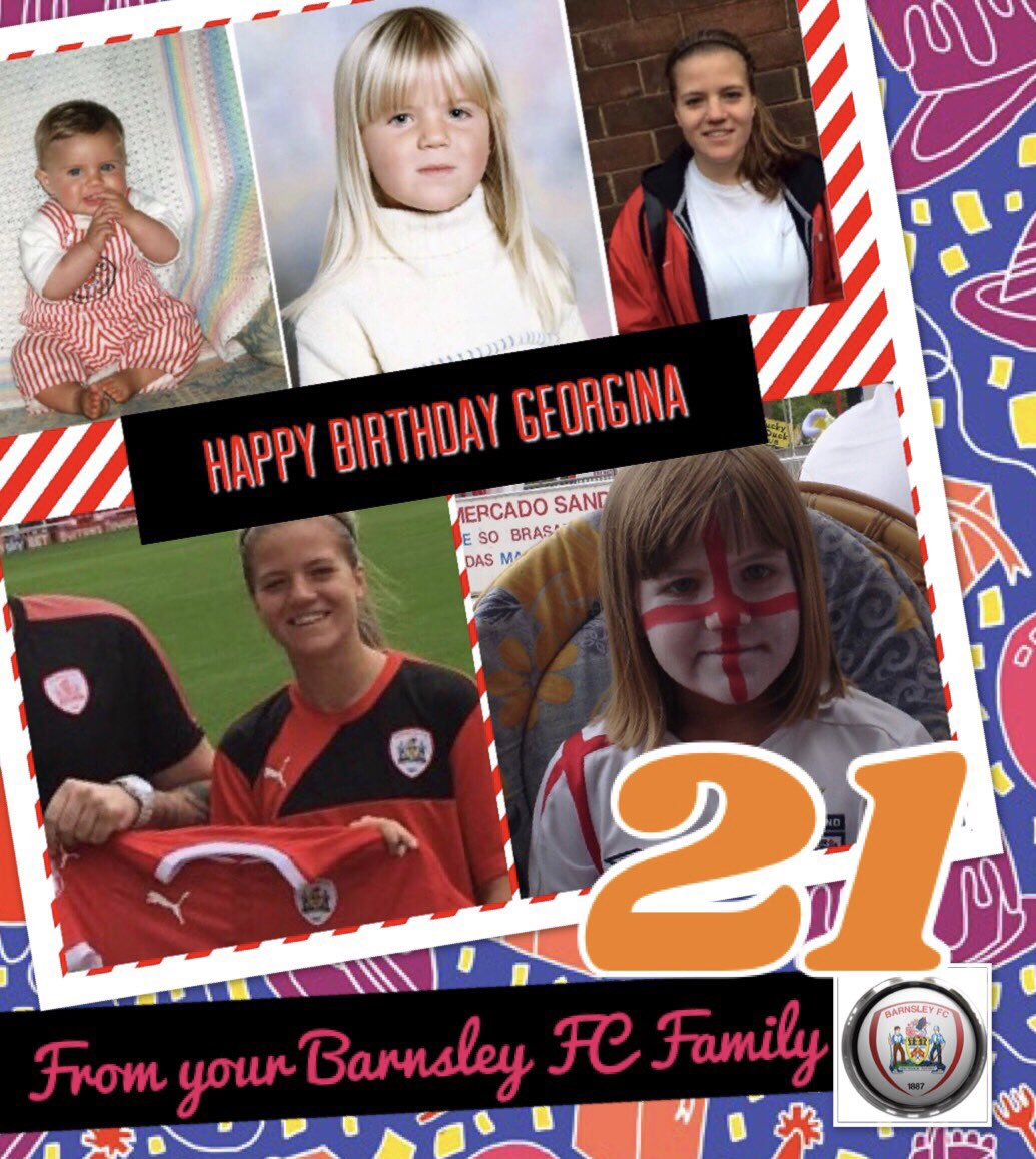 Can we all just wish a HUGE HAPPY 21st BIRTHDAY the AMAZING Georgina Wilson               .