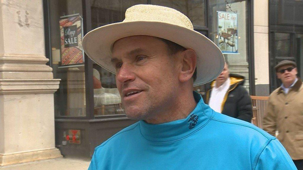 Boston Marathon bombings hero will run in 2018 race