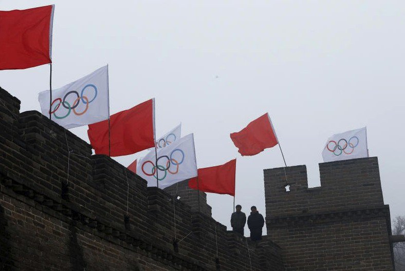 Beijing spends big as it prepares for 2022 Winter Olympics