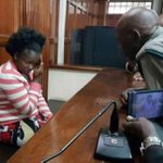 Woman pleads guilty to KNH baby theft charge