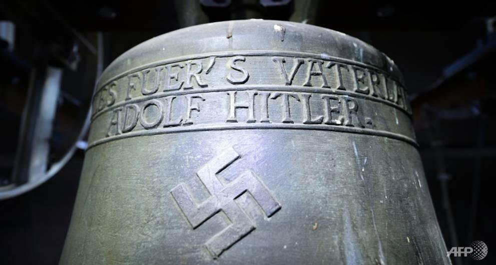 German village votes to keep 'Hitler bell' as memorial