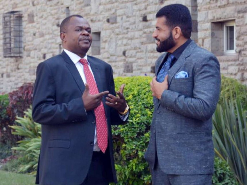 Joho allies unsure who will take over after him