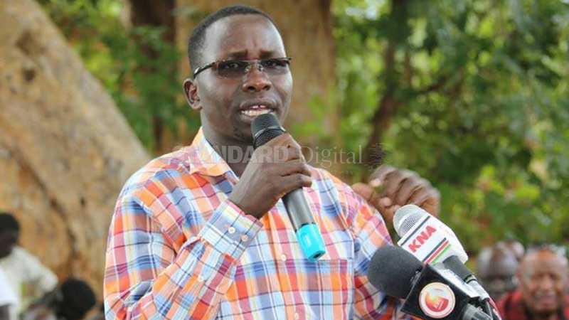 Marakwet East MP Kangogo Bowen election nullified