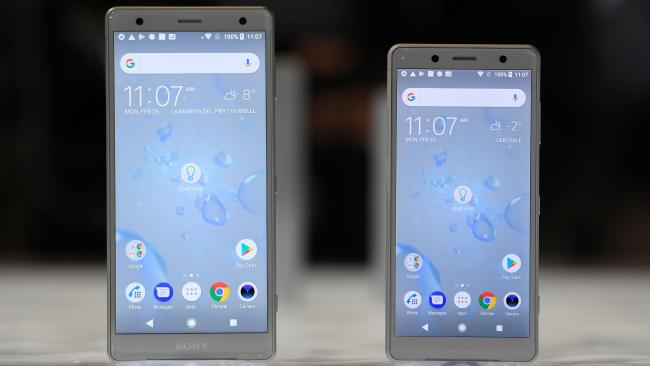 Punters upset at Sony removing headphone jack for new Xperia XZ2 smartphone