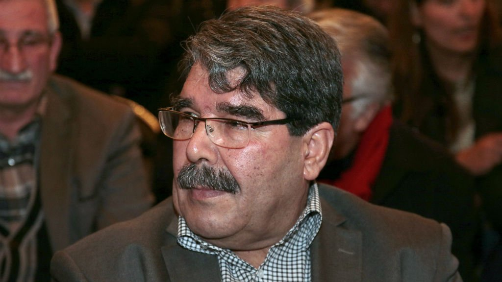 Czech court orders release of Syrian Kurdish leader Saleh Muslim