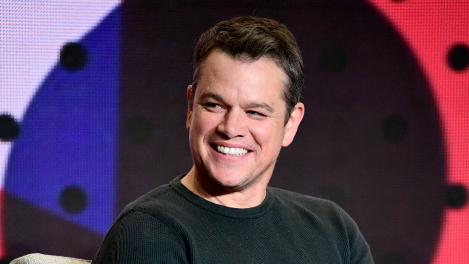 Why Hollywood women should join with Matt Damon (yes, him)