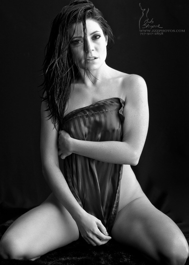 For all of you that like seeing me with wet hair photo by