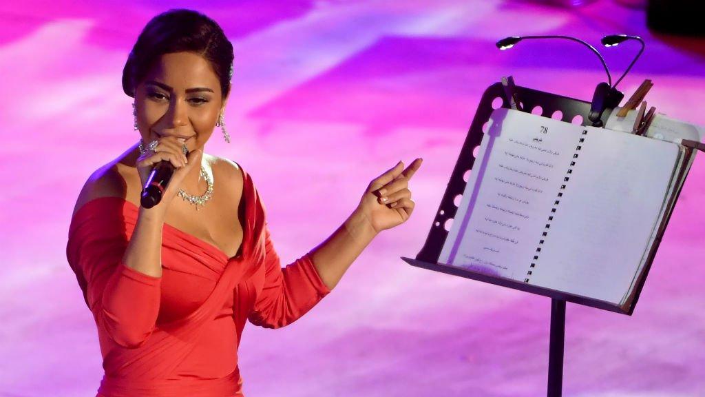 Egyptian pop star sentenced for Nile water sanitation quip