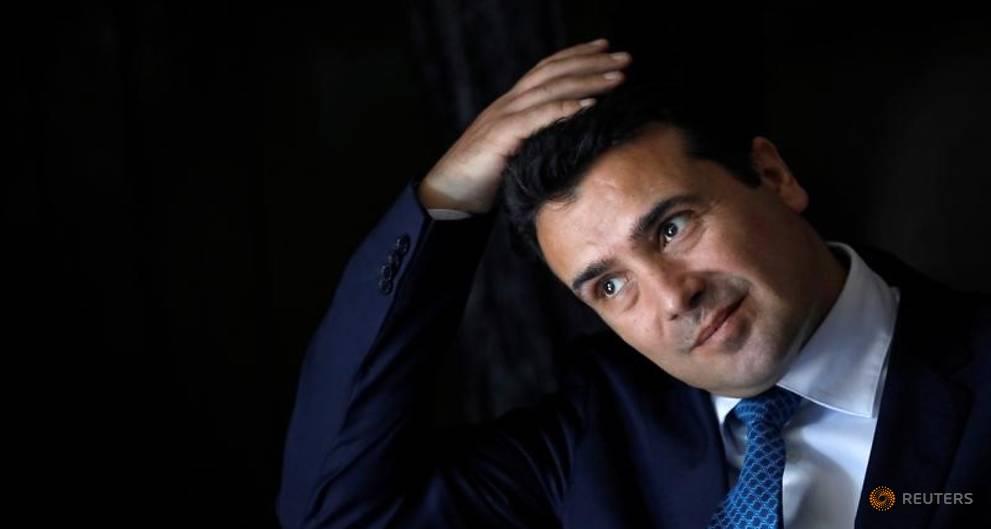 Macedonia has four options to resolve name dispute with Greece - PM