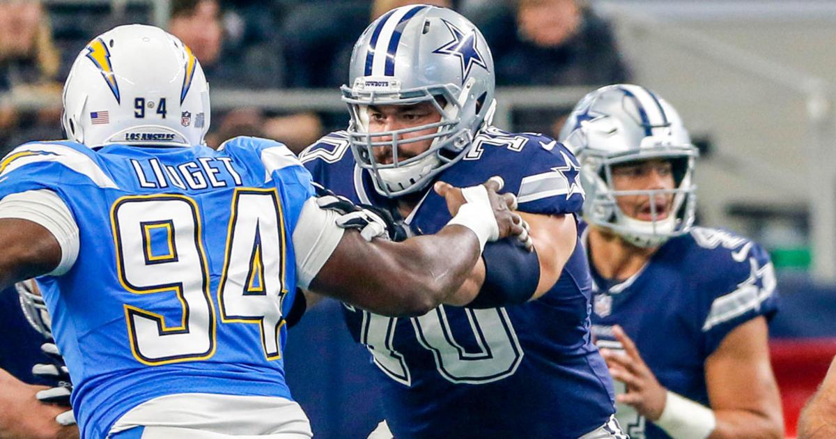 Cowboys plan to discuss Zack Martin's contract during the #NFLCombine.  ��: https://t.co/i3vwps7xpX https://t.co/U9cYq8Qiq2