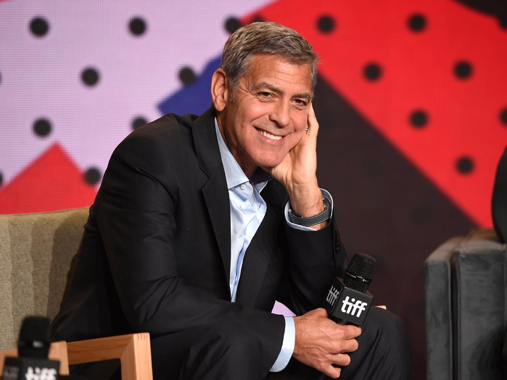 Is George Clooney part of a secret group shaping a pro-liberal message at the Oscars?