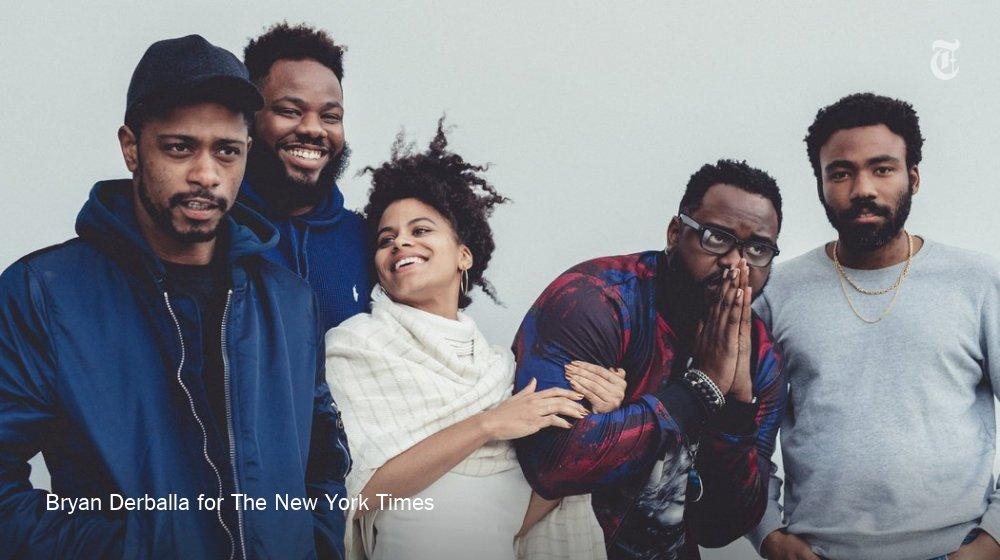The cast of 'Atlanta' on Trump, race and fame https://t.co/EVcG2TdEgR https://t.co/Ipl4RzSg2G