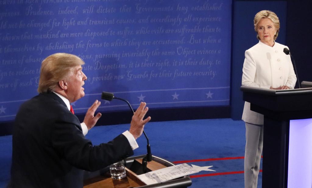 Facebook: Trump campaign paid more for ads than Clinton campaign https://t.co/T061bnIZGC https://t.co/vNXe1u8gwc