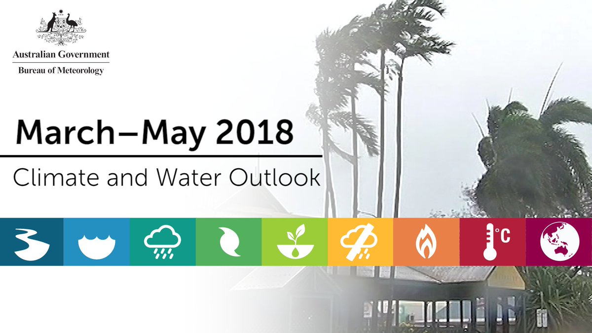 March–May 2018 #BOMOutlook: Autumn likely to be...
