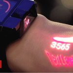 Haier smartwatch has a built-in projector at MWC 2018
