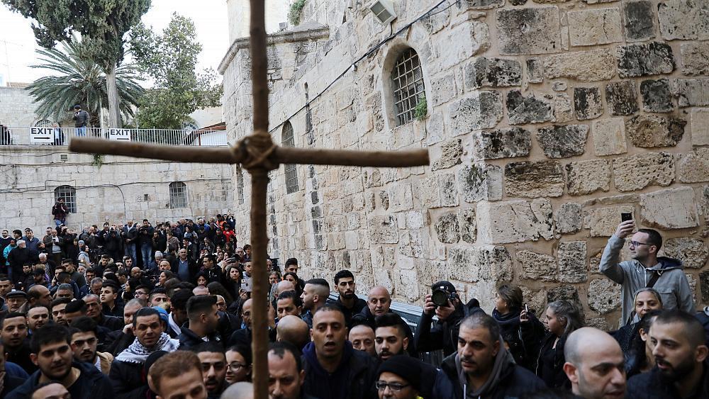 Israel backtracks in church tax row