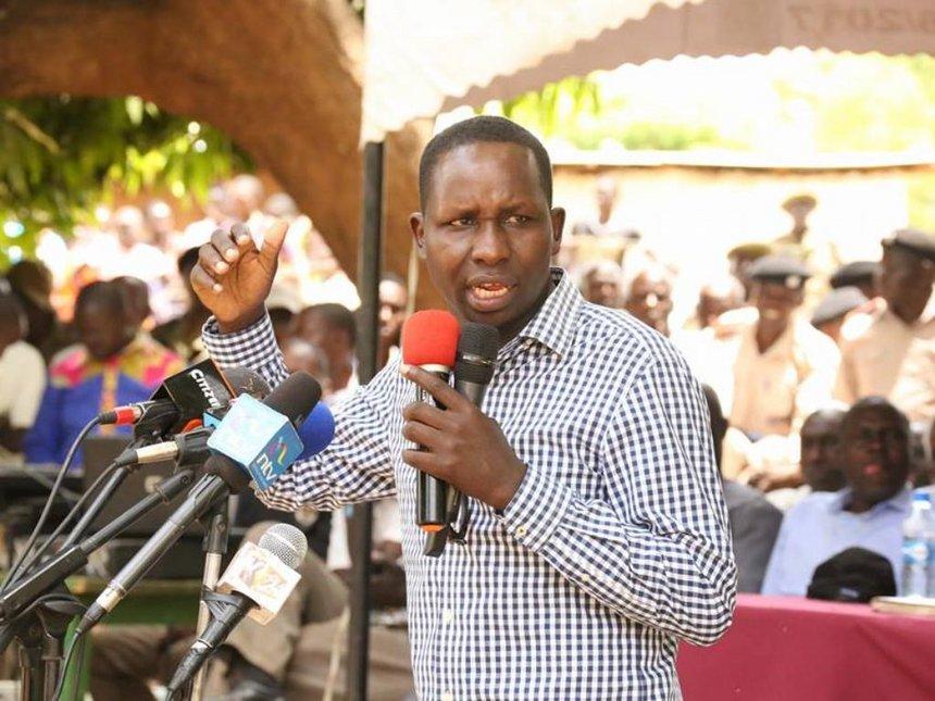 Outrage after MP Kangogo Bowen calls Marakwet professionals 'idiots'