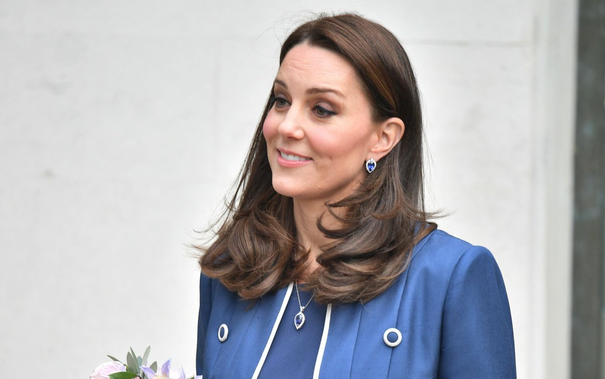 The special meaning behind Kate Middleton's necklace...