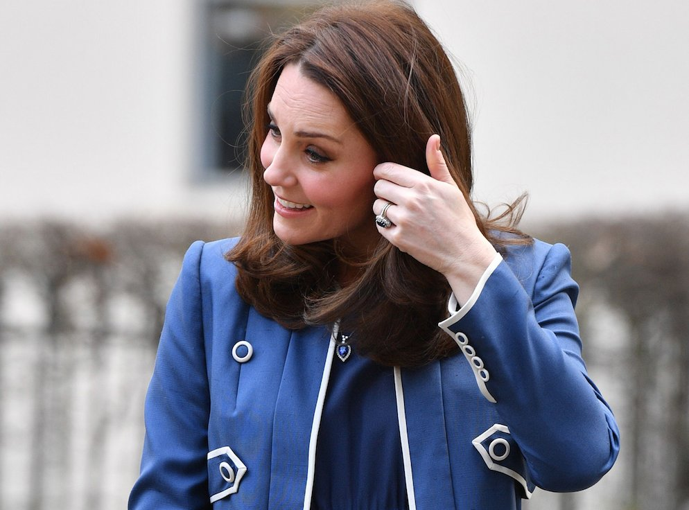 Apparently Kate Middleton Thinks Prince William Is 'In Denial' About Baby Number Three