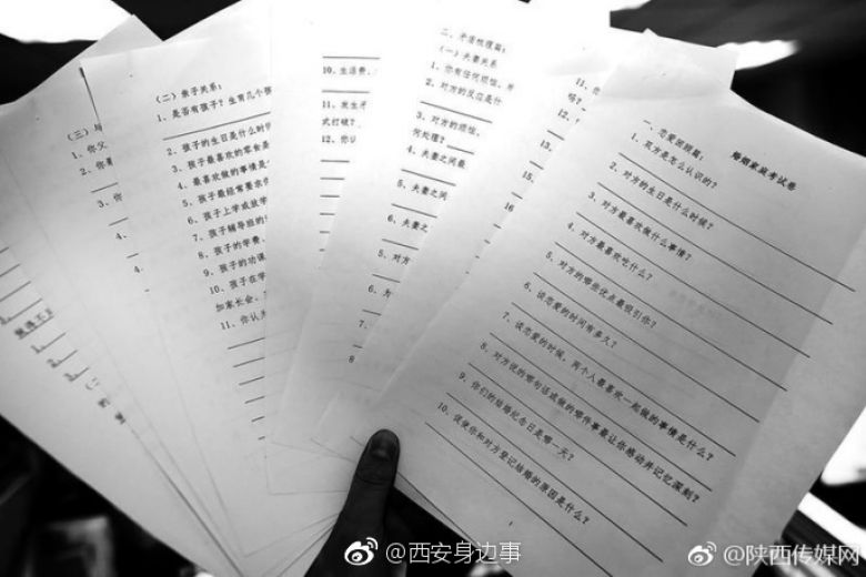 Chinese court requires couples to take 'divorce exam' before splitting up