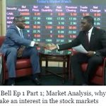 Trading Bell Ep 1 Part 1; Market Analysis, why you should take an interest in the stock markets