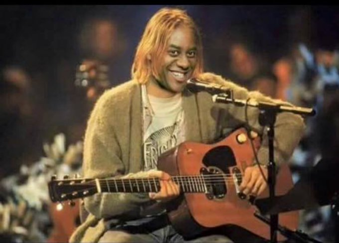 Kurt Cobain would have been 51 this month and it is also Ainsley s birthday today. Happy Birthday lads x