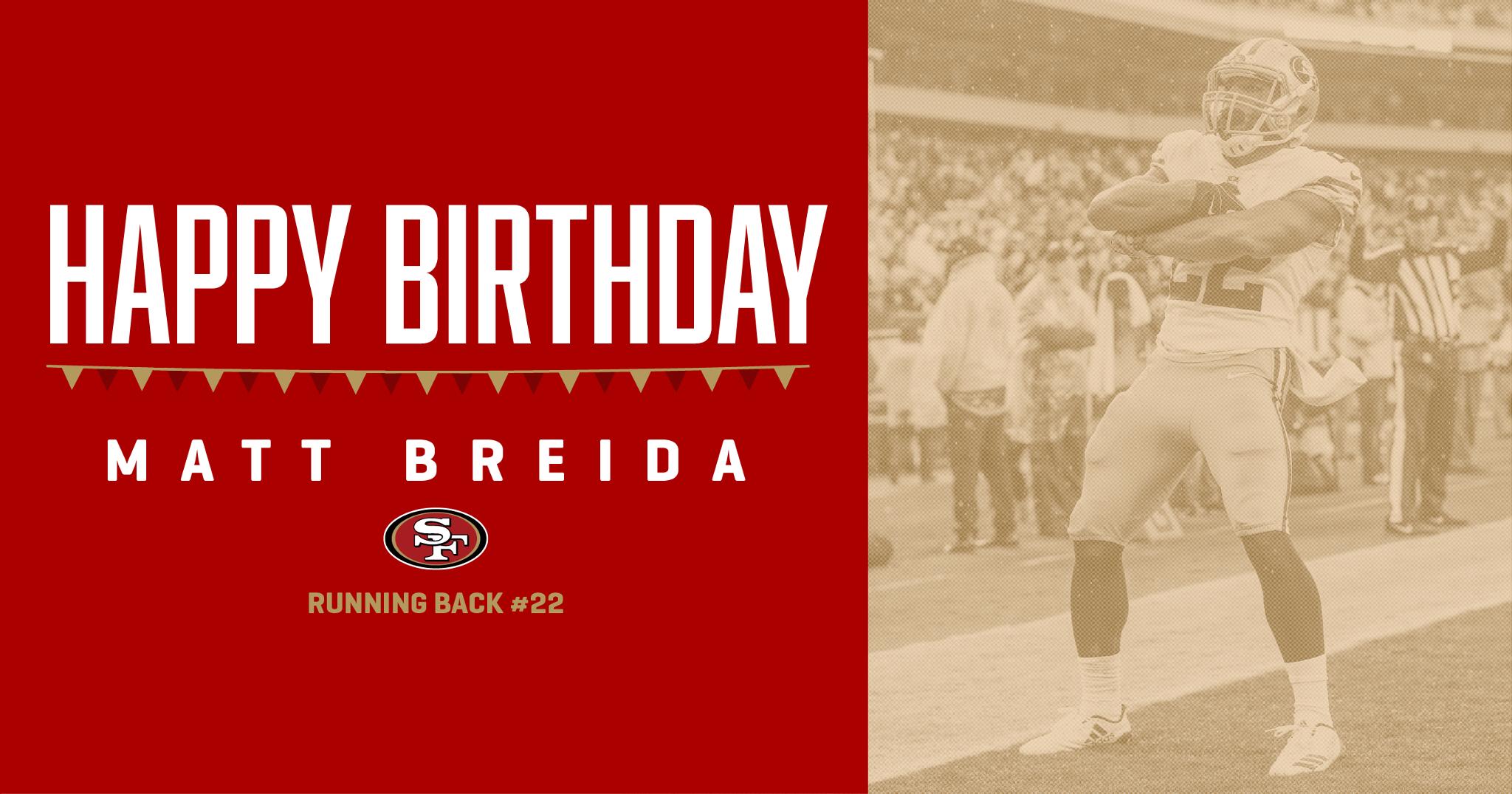 Happy Birthday @MattBreida!! ��  Make sure to check out his reddit AMA: https://t.co/VS9XQR6IlV https://t.co/WnuNBOp3d1
