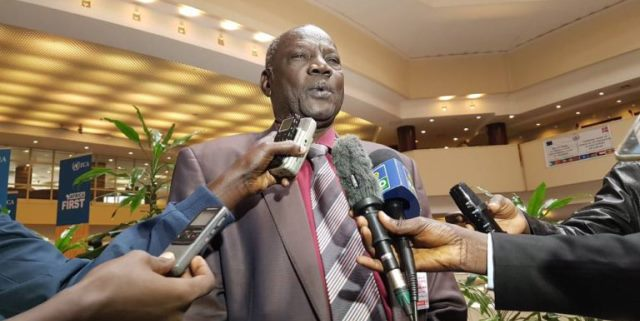 Revitalization forum 'not a football game' – Makuei