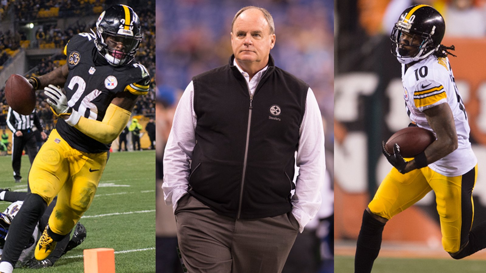 Bob and Missi caught up with GM Kevin Colbert at the #NFLCombine about Le'Veon Bell, Martavis Bryant and more. https://t.co/Z9ueMwUD76